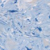 호텔 싱크대를 위한 아름다운 디자인 파란 대리석 돌