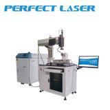 Saldatrice di fibra ottica tenuta in mano Integrated industriale del laser