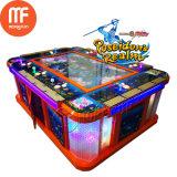 Haut de page fun de l'océan chinois ROI 3D Monster 2 3 Plus d'arcade de pêche du poisson Cheats Table de jeu Le jeu de compétences de la machine avec jackpot