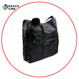 Custom reutilizables reciclables Nylon plegable Bolsa de compras