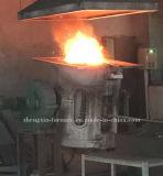 fornace del generatore di induzione 350kw per l'acciaio di capienza 350kg
