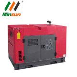 Ökonomischer leiser Dieselgenerator-wassergekühlte Stromerzeugung