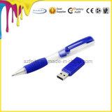 Les prix bas stylo à bille plastique Memory Stick™ USB Flash Drive