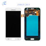 Telefone celular do conjunto da tela de toque LCD OLED para a Samsung Sm-J500fn J500m