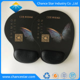 Mouse pad jogos impresso personalizado com o punho restante