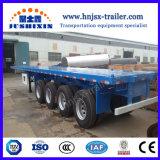 Jsxt 2/3/4 Axleflatbed/Plattform-Behälter-LKW-Schlussteil für Verkauf