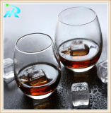 Stemless小さい耐久のワイングラス