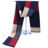 男性の冬のショールのための贅沢な人のスカーフビジネス様式の人のスカーフのNeckerchief