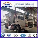 Saleのための4車輪Drive Self Loading Concrete Mixer (JUSHIXIN)