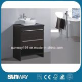 An der Wand befestigter Badezimmer-Schrank Sw-Ml1608A des Melamin-2018