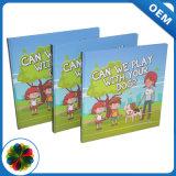 China Pas Cher à couverture rigide pleine couleur broché Impression de livres pour enfants