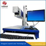 Industriële Hulpmiddelen die Laser graveren die de Chinese Fabriek van de Machine op Verkoop merken