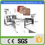 Automático de alta velocidad de papel Kraft de Química de la bolsa de cemento que hace la máquina