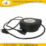 Noi sistema autobloccante standard abbiamo esportato il retrattore ritrattabile del cavo del coperchio della bobina di 5mm