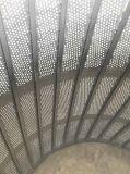 Orifício de aço inoxidável do tambor de tela/Cesta para a máquina de papel