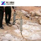 Divisore di scissione di frattura idraulico passato della roccia della macchina della roccia