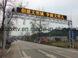 P6 Outdoor Panel LED Display Screen Board Advertizing FULL Color Module