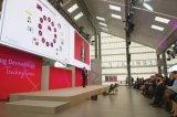 Réduire la consommation de location de plein air pleine couleur P3.91 P4.81 Affichage sur le mur vidéo LED pour l'étape