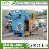 Huaxing ISOのアルミ合金の縁か車輪のクリーニングのショットブラスト機械