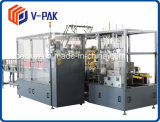 Alrededor de envoltura automática Máquina de embalaje de cartón Wj-Lgb-12