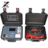 IEC60076標準三相TTRの変圧器の回転レートテストセット