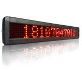 LED 두루말기 전시를 프로그램하는 P7.62-7X80 발광 다이오드 표시