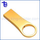 O anel de metal USB para o dom da empresa