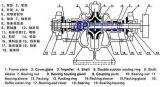 Sシリーズの二重吸引ポンプ