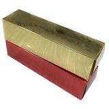 Блестящей Роскошь золота косметической упаковки бумаги