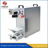 De beste Laser die van de Vezel van de Kwaliteit Economische 20W Draagbare Machine merken