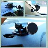 De universele Magnetische Houder GPS van de Auto van de Legering van het Aluminium van de Omwenteling van 360 Graad Magneet zet de Houder van de Telefoon voor iPhone op Slimme Telefoon