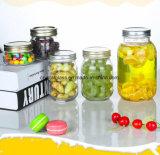 maurer-Glas Breit-Mund der Kugel-16oz kann Glasglasglas für den einmachenden speichernden in Essig einlegenden Erhalt