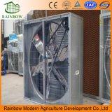 В значительной степени эффективные вентиляторы для охлаждения или птицы выбросов парниковых газов