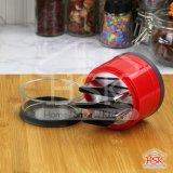 L'oignon et la faucheuse du hacheur de paille avec conteneur- gadgets de cuisine OT-C003