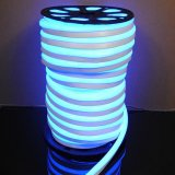 ショッピングモールのための100mの巻き枠24V 220V 60LEDs RGB LEDのネオンストリップ