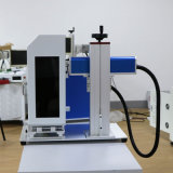 Raycus Lasersender-Faser-Laser-Markierungs-Maschine mit Sicherheits-Kabine
