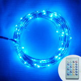 IR Remote 5m 50LEDs Copper Wire String Light