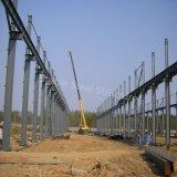Große Überspannungs-Stahlkonstruktion-Produktions-Werkstatt für Verkauf