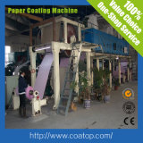 Papel automático de alta velocidade do papel do ATM/posição/máquina de revestimento de papel térmica de Machinethermal do revestimento de papel
