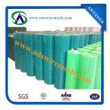 &Galvanizado recubierto de PVC Mallas Soldadas (fabricante de construcción)