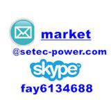 Het Laden van de Auto EV van Setec AC/DC Openbare Snelle Draagbare Elektrische Post