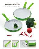 De handvat Met een laag bedekte Non-Stick Pan van het Aluminium voor Cookware Reeksen sx-Yt-A019