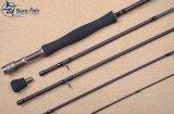 Оптовая муха рыболовная удочка нимфы углерода Im12 Toray Nano