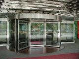 Puerta giratoria de ala (2) para la gran tienda o edificio comercial