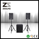 Zsound 18 pouces Disco & Club & Kuba Subwoofer Speaker