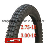 Cer-Bescheinigungs-Motorrad-Reifen/Motorrad-Gummireifen 3.00-18, 325-18, 350-18