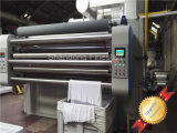 Textilfertigstellung entspannen sich die trockenere Maschinen-trocknende Maschine, die für das Aufbereiten und das Trocknen der gestrickten und gesponnenen Baumwolle und des Baumwolle gemischten Röhrengewebes verwendet wird
