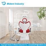 Buen nuevo tipo de cuero unidad dental de la silla