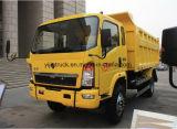 Sinotruk 새로운 Huanghe 4X2 10ton 덤프 트럭