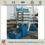 Vulcanizador / máquina de goma de la prensa de la placa de goma